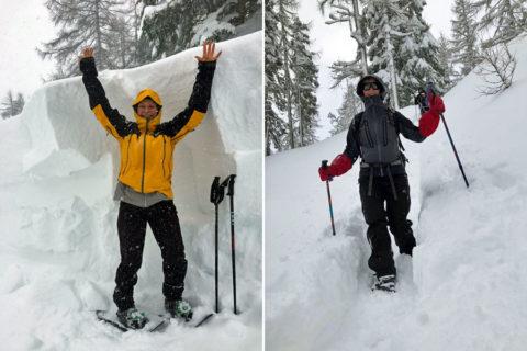 Hoe gaat het met onze Sneeuwschoenwandelaars in Oostenrijk?