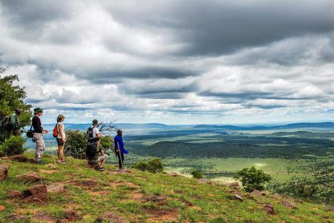 Op Wandelsafari met de Masai in Kenia