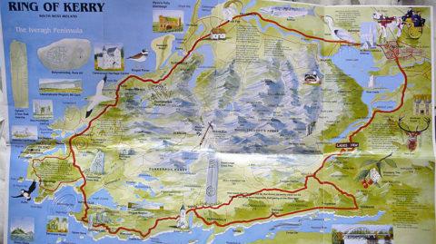 Wandelen over de 'Ring of Kerry', een van Europa's mooiste kustroutes