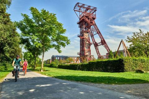 Metamorfose van het Ruhrgebied: van Industriegebied naar Fietsparadijs