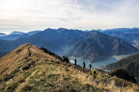 Wandelen en trekking in Valle di Ledro, een ongerept dal in Noord-Italië