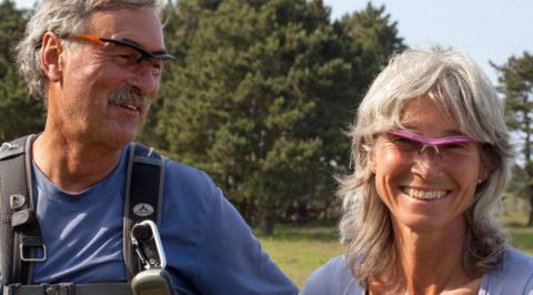 Nieuw The Brow: Twee zonneluifeltjes boven je ogen
