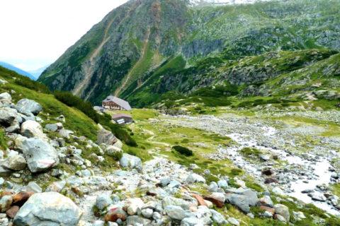 Huttentocht Tirol over de Stubaier Höhenweg