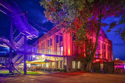 29 juni: Fietsen door de 'Nacht van de Industrie-Cultuur', Ruhrgebied