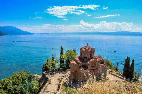 Fietsvakantie door Noord-Macedonië en Albanië