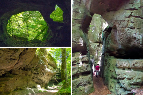 Verbazingwekkende wandelingen over de 'Mullerthal Trail' in Luxemburg