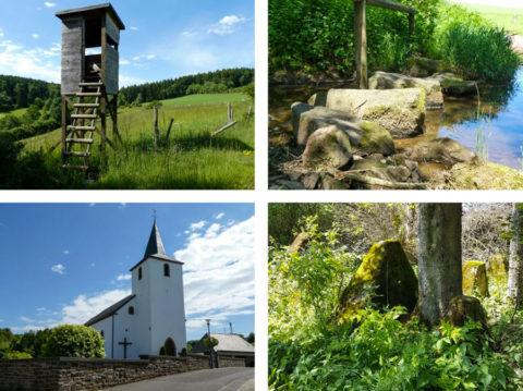 3-daagse wandeling over het Schneifel-pad, de 'Weg van de Vrede' in de Eifel