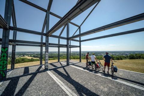 15 nieuwe dag-fietsroutes om het Ruhrgebied te ontdekken