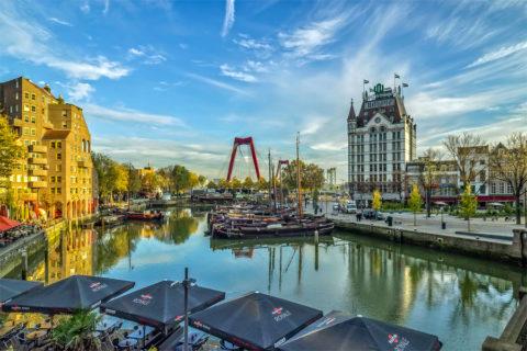 4 & 5 sept: 38e Wereldhaventocht door de havens van Rotterdam