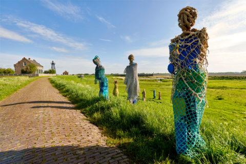 Tot 20 sept: Culturele wandeling 'Zomer op Schokland'
