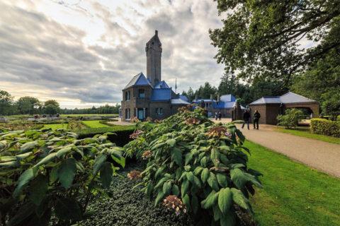 7 sept: Gecombineerde fiets- en wandelexcursie Jachthuis Sint Hubertus