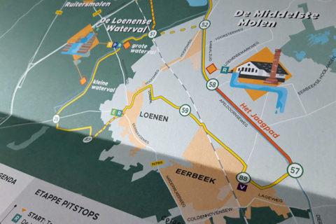 Tot 27 okt: 'Tour de Papier', bezienswaardige fietsroute op de Veluwe