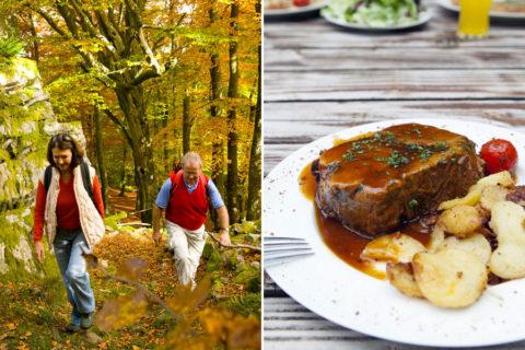 Herfst in de Hunsrück wordt gevierd met 'Kartoffelwochen' en 'Wildwochen'