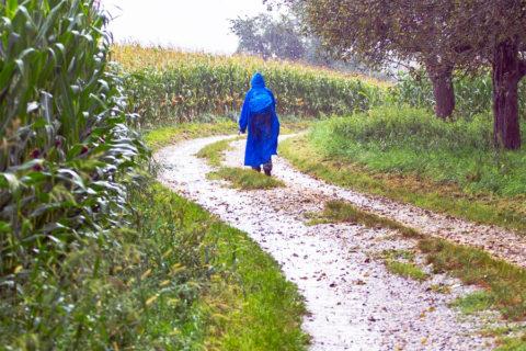 Praktische tips voor wandelen met je rugzak in de regen