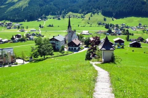 Huttentocht Oostenrijk in wandelparadijs Dachstein-West