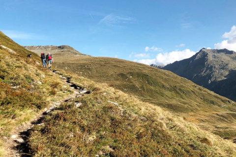 Huttentocht Zwitserland langs hutten en hotels over de 4 bronnenweg