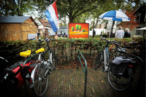 18-27 okt: Fietsroutes tijdens de Kunst10daagse Bergen-nh