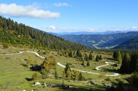 Huttentocht Oostenrijk langs majestueuze Hochkönig