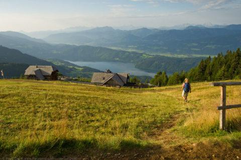 Semi-Huttentocht Oostenrijk over Alpe Adria Trail