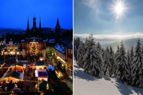Adventstijd in de Harz: dat is winter wandelen en kerst snuiven