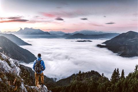 Huttentocht Oostenrijk door Nationaal Park Gesäuse