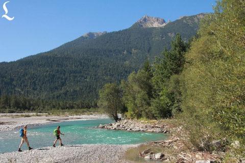 De Lechweg-trail, een langeafstandswandeling met 'woest' karakter