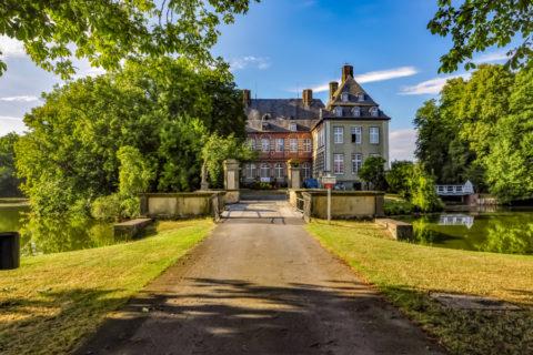 Fietsvakantie Münsterland '100 kastelenroute' Oost