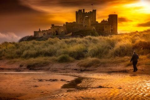 De mooiste kustwandelroute van Noord-Engeland