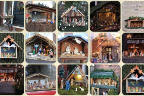 14 dec: Kerststallentocht of 'Kribkesroute' Liempde