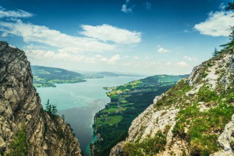 Wandelvakantie langs bergen en meren in Salzkammergut