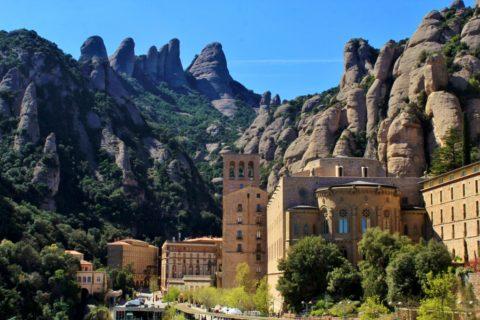 Spanje's beroemdste klooster als kruispunt van wandelpaden