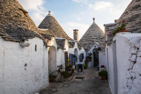 Fietsvakantie Italië langs kust en cultuur van Puglia