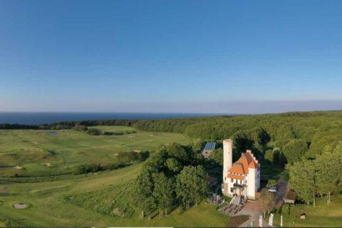 Fietsvakantie Rondje Rügen met kastelen en herenhuizen