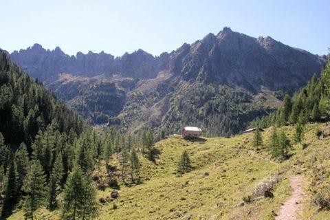 Huttentocht Trentino over de Alta Via del Granito