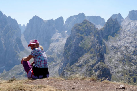 'The Peaks of the Balkans': Wandelroute door adembenemend Balkan landschap