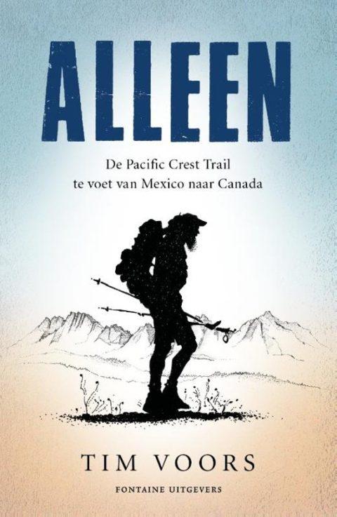 De Pacific Crest Trail: 4286 kilometer in 256 pagina's