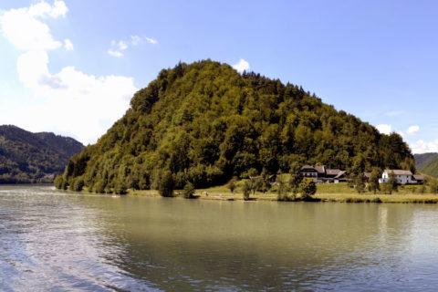 Wandelvakantie Donausteig van Passau naar Linz