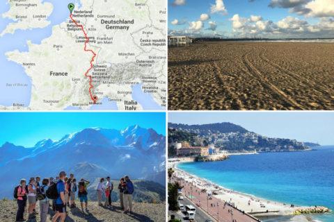 GR5: eindeloze Wandelroute van Noordzee tot Middellandse Zee