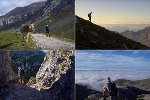 Video 'Picos de Europa': in 20 minuten door één van Europa's mooiste bergketens