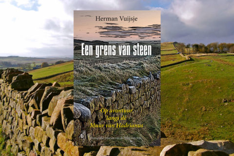'Hadrian's Wall Path': 118 kilometer in 208 pagina's door Herman Vuijsje