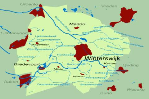 28 & 29 mrt: Rode Kruis Wandeltocht rond Winterswijk