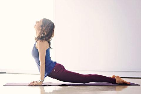 Blijf in balans met gratis Yogalessen thuis