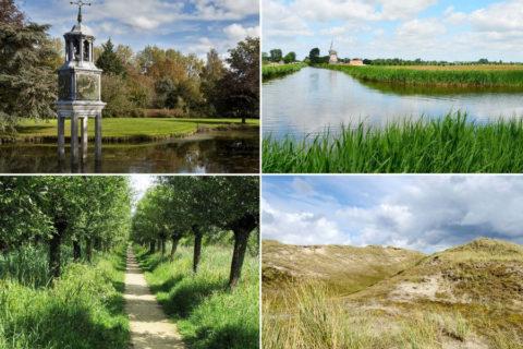 Hoe verschillend zijn de 97 landschappen van Noord-Holland?