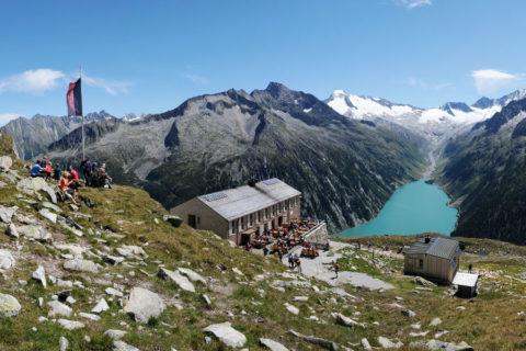 Huttentocht Oostenrijk door de Zillertaler Alpen