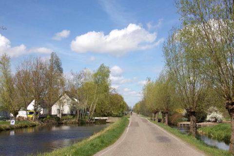 Landelijk genieten op de fietsroute 'Het Groene Utrecht'