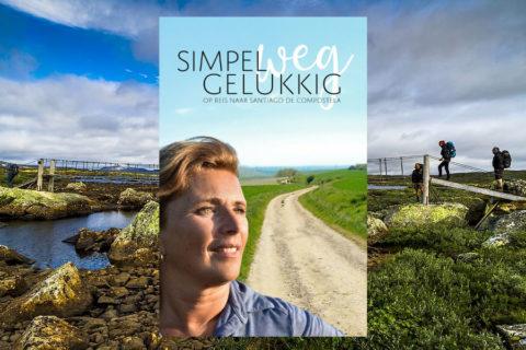 800 kilometer 'Camino de Compostela' in 192 pagina's