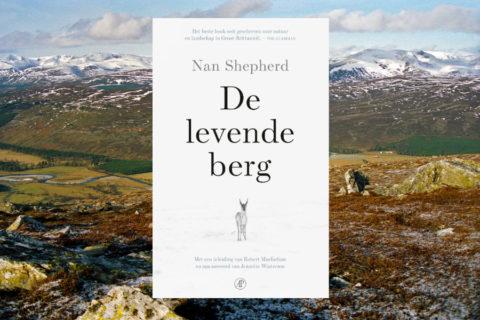'De levende berg', liefdevolle zoektocht in 276 pagina's door Schotse Cairngorms