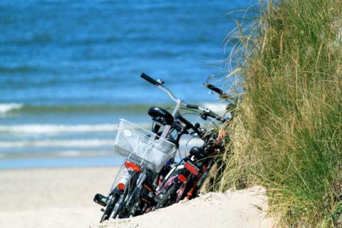 Ultiem vakantiegevoel: op de fiets over de Nederlandse Noordzeeroute