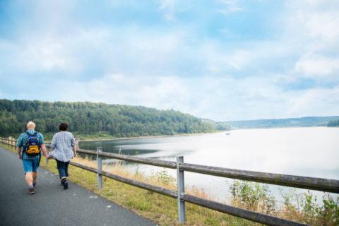 Twee relaxte en culturele wandelroutes in het stille deel van Teutoburgerwoud