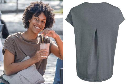 Voelt goed, draagt lekker: Vaude T-Shirt met biologisch katoen